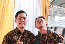 Dwi & Danu's Engagement by Wildan Fahmi MC