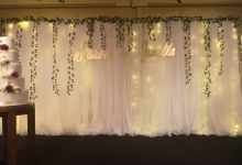 Backdrop Styling by Jcraftyourevents by Jcraftyourevents