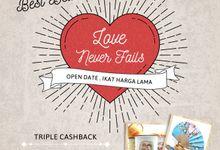 Fine Souvenir Love Never Fails by Fine Souvenir