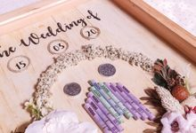 Mahar Uang Modern Rustic Series by Gyas Wedding
