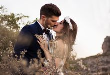 Anna & Daniel by Rita Molnar