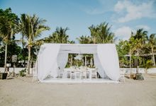Wedding Styling at Anvaya Beach Resorts by baliVIP Wedding