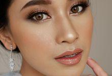Glowing & Simple Thai Look by Thiyada Angela MUA