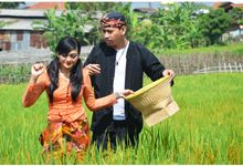 prewedding of Mega & Dany by papenian