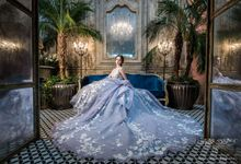 Whimsical Fairy Wedding Collection by Cang Ai Wedding
