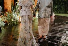 Sonia & Bobby Wedding at The Hive Pancasona by Josh & Friends Entertainment