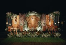 The Wedding of Reyhan and Vero by Elior Design