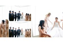WEDDING YENYEN & WILLIAM by Duaromansa