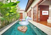 Asvara Villa – A Honeymoon Vibes in Ubud by Honeymoon Villa in Bali