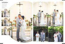 Wedding Nona & Forto by Majnoun Photo