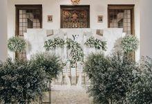 The Wedding of Yumiko and Faiz by Elior Design