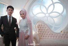 Prewedding Riza & Riski by AHR Studio