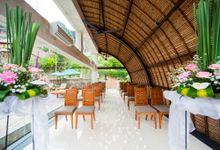 Wedding Venue by The Lokha Ubud