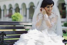 Deny & Yulia Surabaya Wedding by Ian Vins