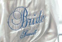 Hendra & Sarah Jakarta Wedding by Ian Vins