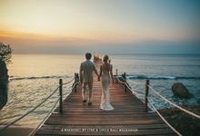 Kelly & Albert Wedding by One & Only Bali Weddings