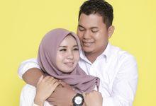 Prewedding session by mufidahstudio