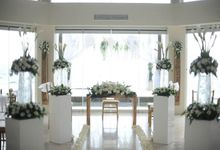 Cecil and Azim's Wedding by Bali Excellent Events