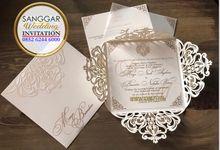 MAYA & BRANDON (Elegant Square Ornament Luxury) by Sanggar Undangan