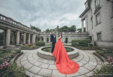 Taipei University by Cang Ai Wedding