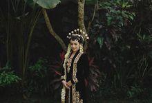 Dinda & Tian by ProjectDEA Wedding Planner