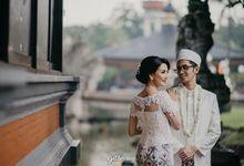 Avin & Rizka Wedding by Get Her Ring