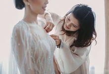 Ivan Lia Wedding by Sisca Zh