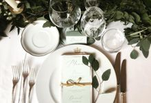 Kat & James Wedding At Umbria by Bridal Luxury Beauty Service