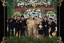 The Wedding of Bella & Ivan by Nine Entertainment