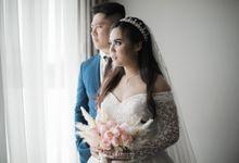 Jesenia's Wedding by Lusiana Liauw Atelier
