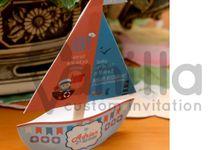 3D Invitation by Vanilla Custom Invitation