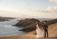 Lombok Pre wedding by Lavio Photography & Cinematography