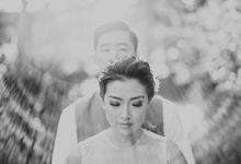 St. Regis Bali Wedding of Vancelia & Edward by Leura Film