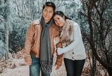 Efreem + Gina pre-wedding by Finished Work Studios
