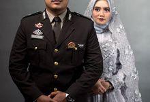 Prewedding Ikhsan & Fauzia by Putra Achmad