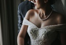 Frans & Patricia Wedding Day by RYM.Photography