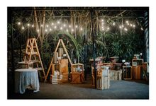 Buffet style by Lumbung Catering