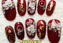 Prewedding , Sangjit by Funny's Nail art