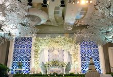 Chinoiserie Garden by Royal Design Indonesia