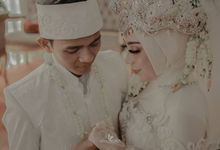 Wedding Tia + Agit by Azkia Project