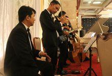 Balai Sudirman - Dhita & Gerry Wedding Reception by Jova Musique