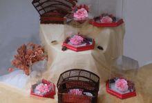 Sewa Box Seserahan Sanjit by Tavisha Decoration