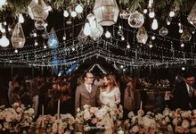 WEDDING OF ROSEVANA TARA AND EMILE by VEZZO STUDIO by Christie Basil