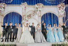 Ivan & Yofany Wedding by Tommy Pancamurti