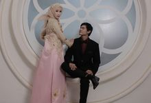 Prewedding Sifa + Suami by Azkia Project