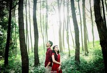 The Prewedding Adi x Leni by Potret Photo