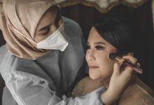 Engagement by ByKamilaShafa (Makeup Artist)