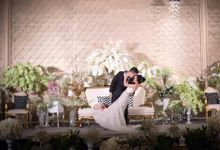Mr. & Mrs. Darius Widjajamukti by AYODYA