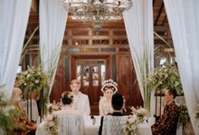 Wedding Aldisa David by Balai Sarwono