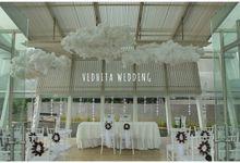 Debbie & Adi Wedding by Vedhita Wedding Organizer